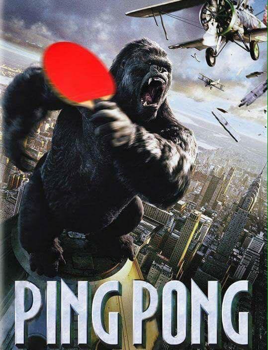 Kingsdon Ping Pong