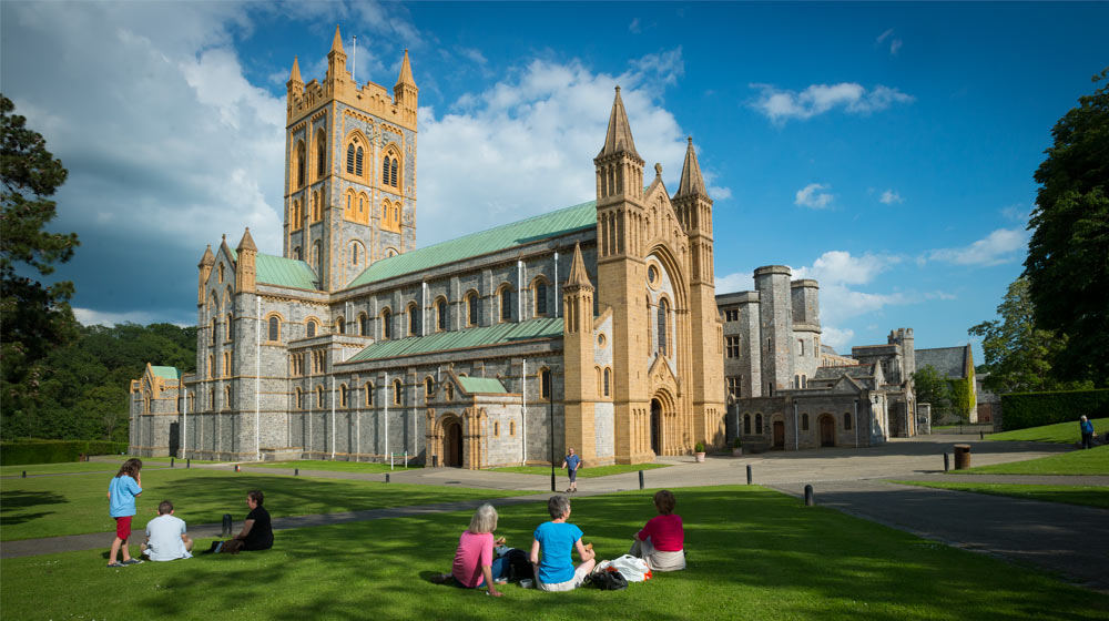 Buckfast Abbey - Devon