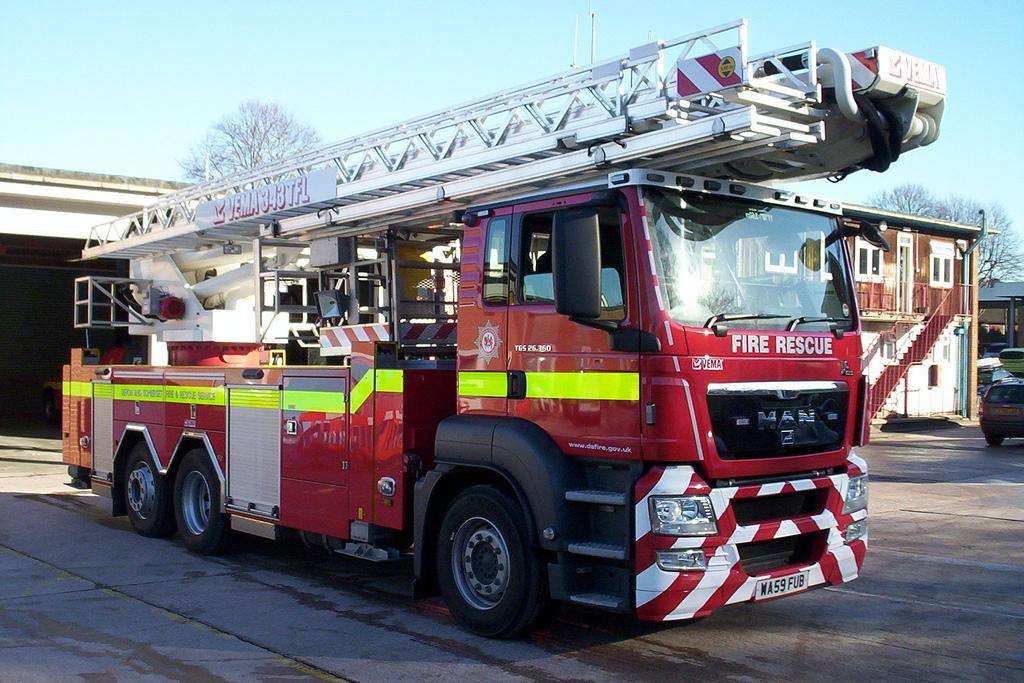 Devon & Somerset Fire and Rescue Service