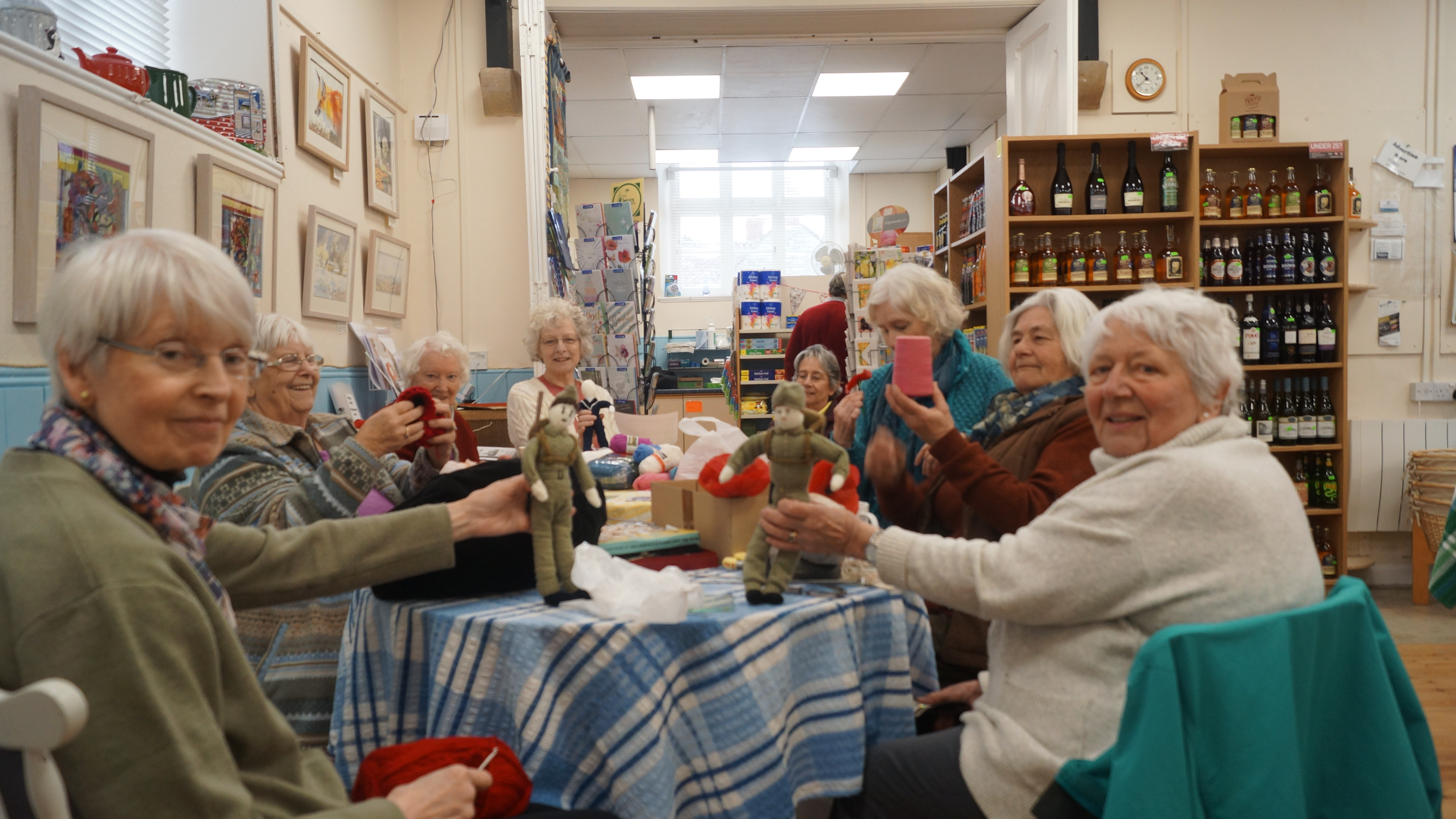 Kingsdon Knitting Club