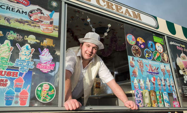 Ice Creams from Somerset Ices